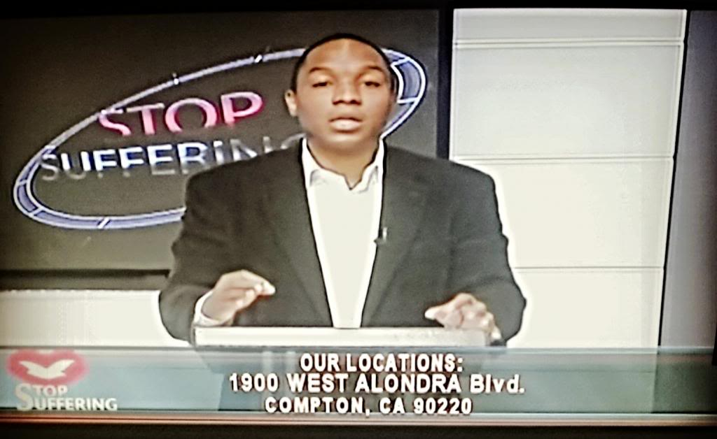 Pastor asks viewer to visit Compton, CA location